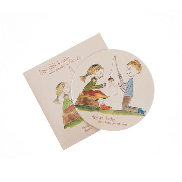 aby deti kvetly cd